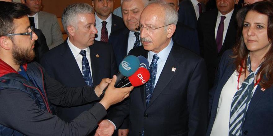 Kılıçdaroğlu: Gül'ün yaptığı açıklama son derece değerli