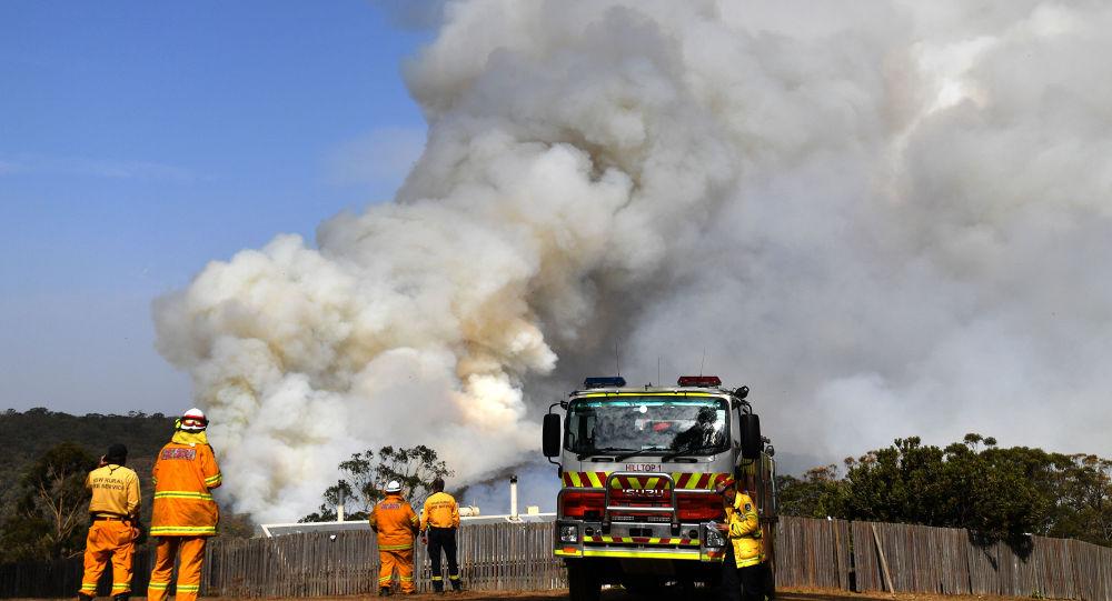 NASA: Avustralya'daki yangınların dumanları Dünya'nın etrafında en az bir tur atacak