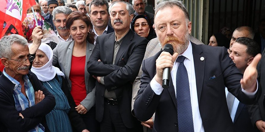 HDP'den Gül tepkisi: Senin cesaretin yok mu? Çık aday ol