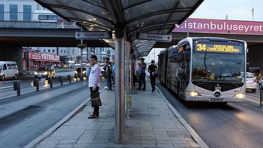 İstanbul'da 4 yaş ve altındaki çocukların annelerine ulaşım ücretsiz