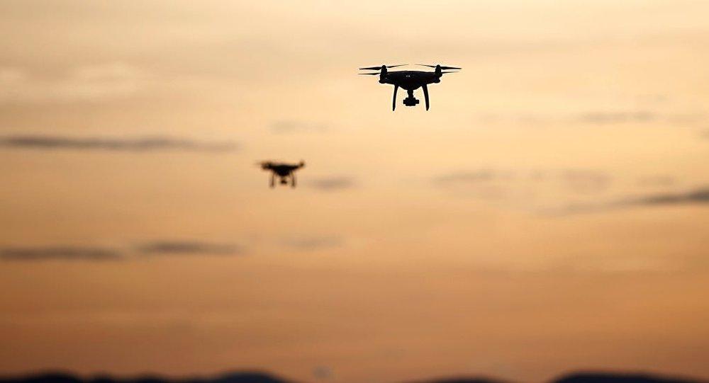 'İsrail casus drone'u Lübnan'a düştü'