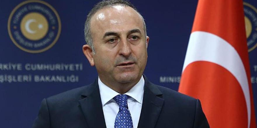 Dışişleri Bakanı Çavuşoğlu'nun Almanya'daki konuşması iptal edildi