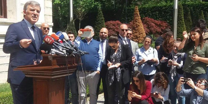 'Abdullah Gül siyasi mevta oldu'
