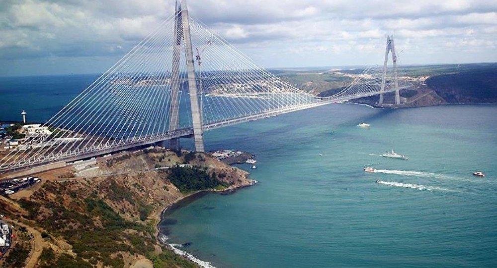 Yavuz Sultan Selim Köprüsü'ne 'garanti' için 1.6 milyar lira ödenecek