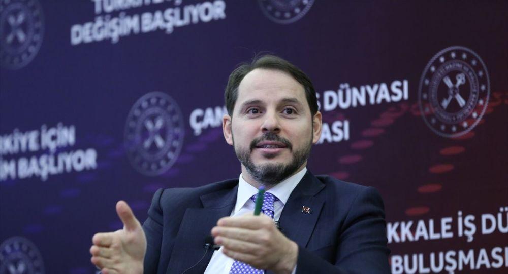 Albayrak: TL ve Türk varlıklarına güvenenler kazandı