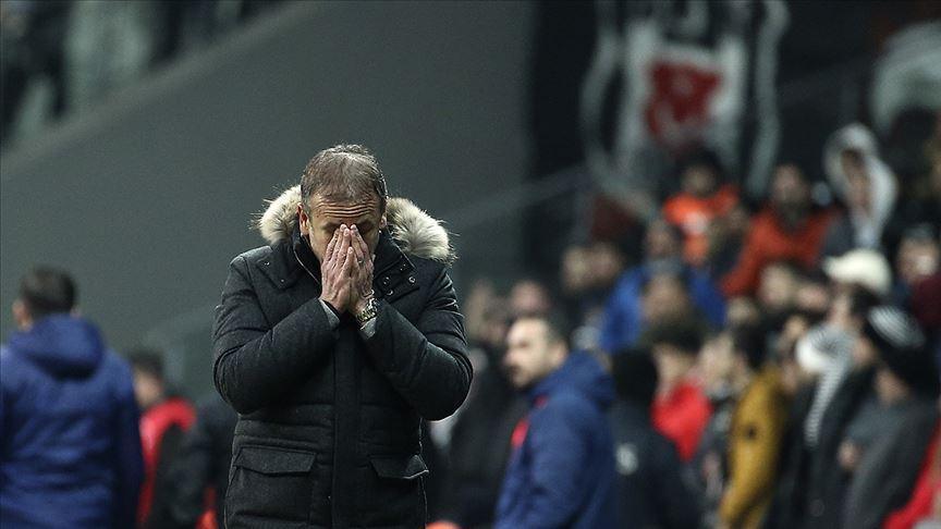 Beşiktaş Abdullah Avcı yönetiminde sıkıntılı günler yaşıyor
