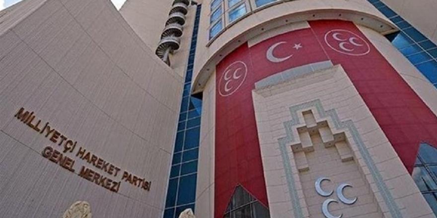 MHP ittifak imzası topluyor