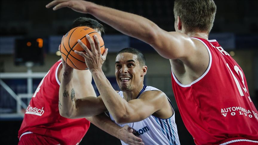 Türk Telekom, FIBA Şampiyonlar Ligi'nde Belçika deplasmanında