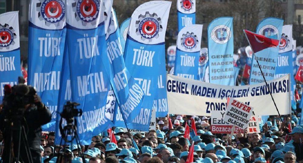 MESS, metal işçilerinin grevine karşılık lokavt ilan etti