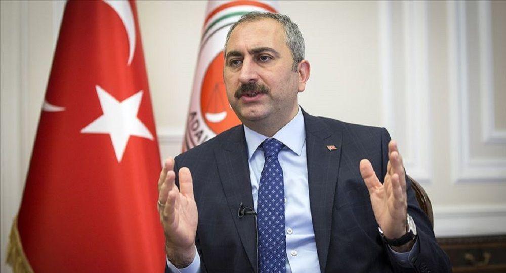 Adalet Bakanı Gül'den Metin İyidil açıklaması: Nihai merci Yargıtay'dır