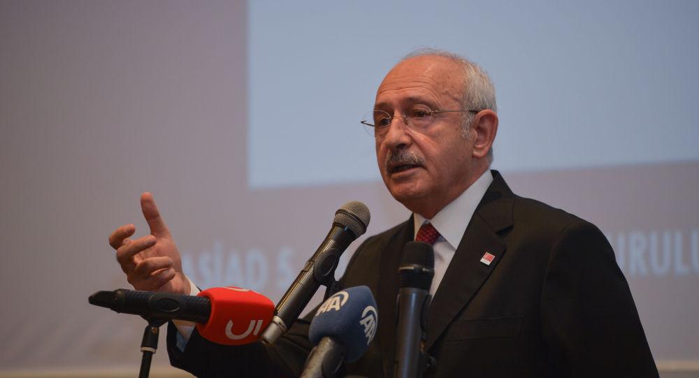 Kılıçdaroğlu 'liberallerle yemek' tartışmasını değerlendirdi