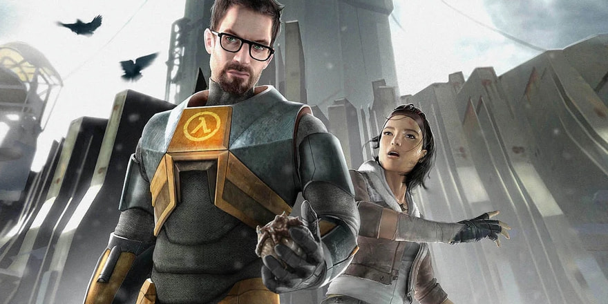 Tüm Half-Life oyunları Steam'de ücretsiz oldu!