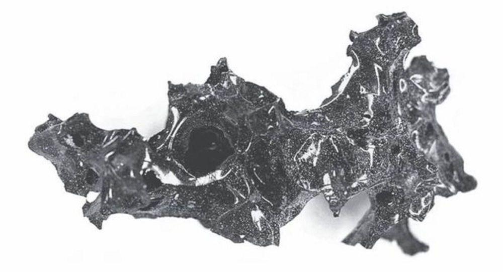 Vezüv felaketi kurbanının beyni cama dönüşmüş: 'Sıcakla sırlanmış antik insan beyni'