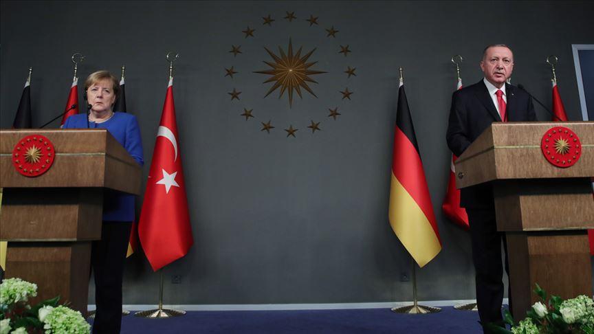 Cumhurbaşkanı Erdoğan: Türkiye AB ilişkilerini değerlendirdik