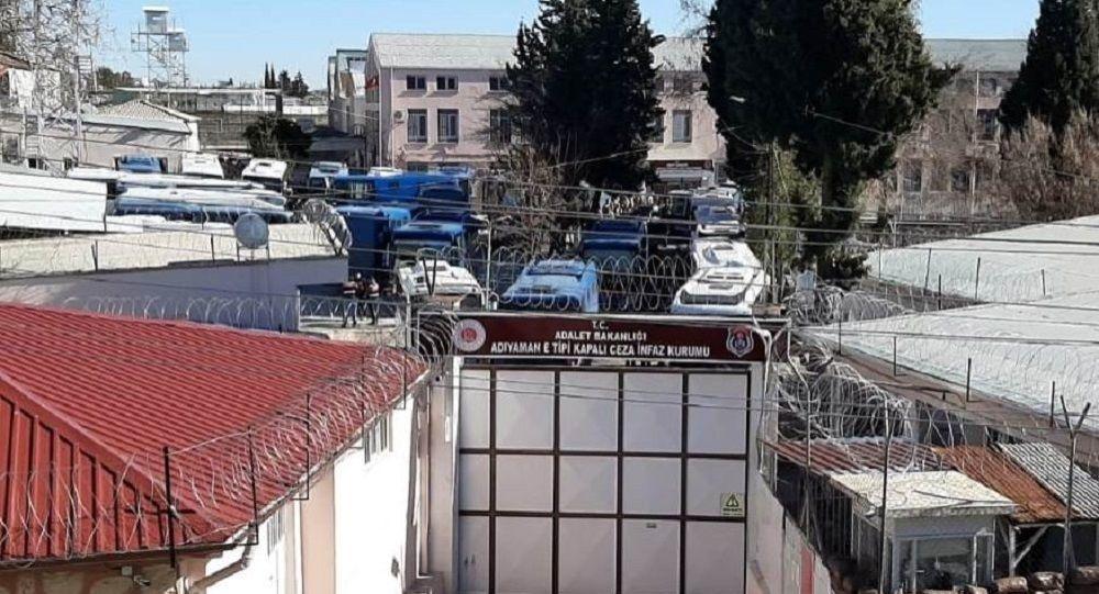Adalet Bakanlığı: Adıyaman'daki hükümlüler başka illerdeki cezaevlerine naklediliyor