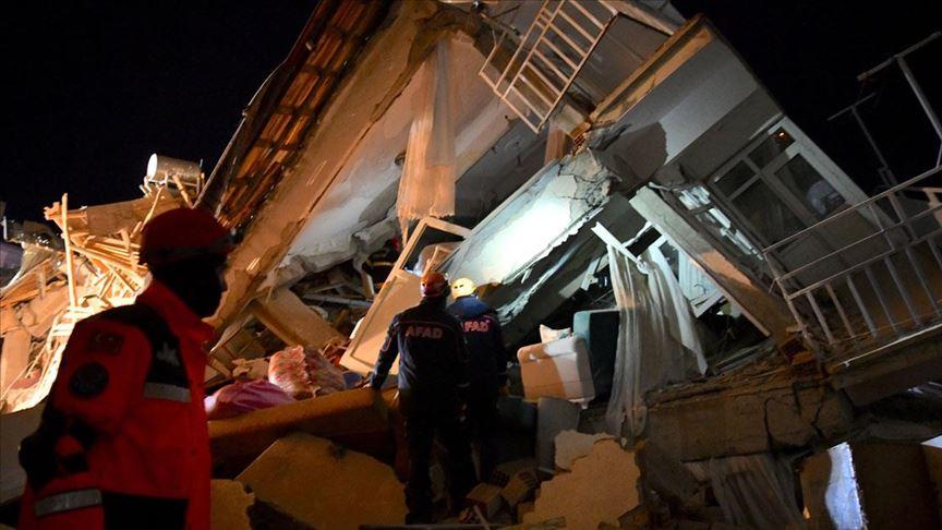 TMMOB: Deprem doğa olayı, afetse yöneticilerin pervasızlığıdır