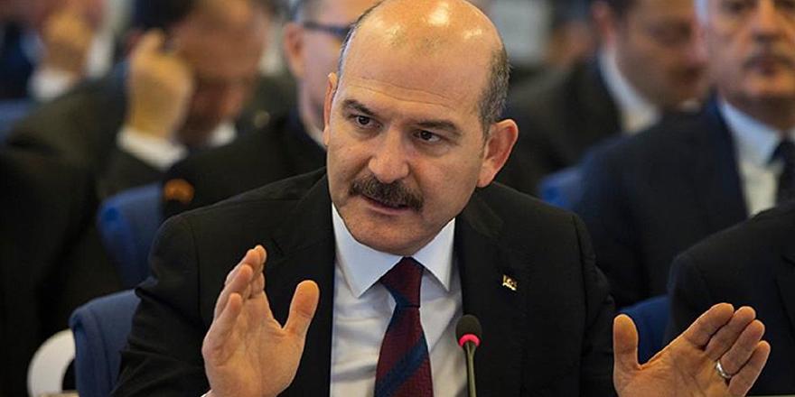 Süleyman Soylu'dan 1 Mayıs açıklaması