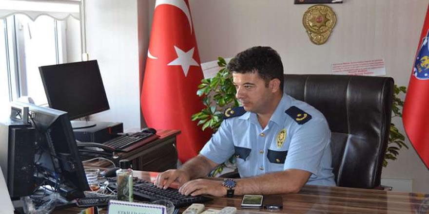 Edirne'de adı rüşvet ve kaçakçılığa karışan emniyet müdürü tutuklandı