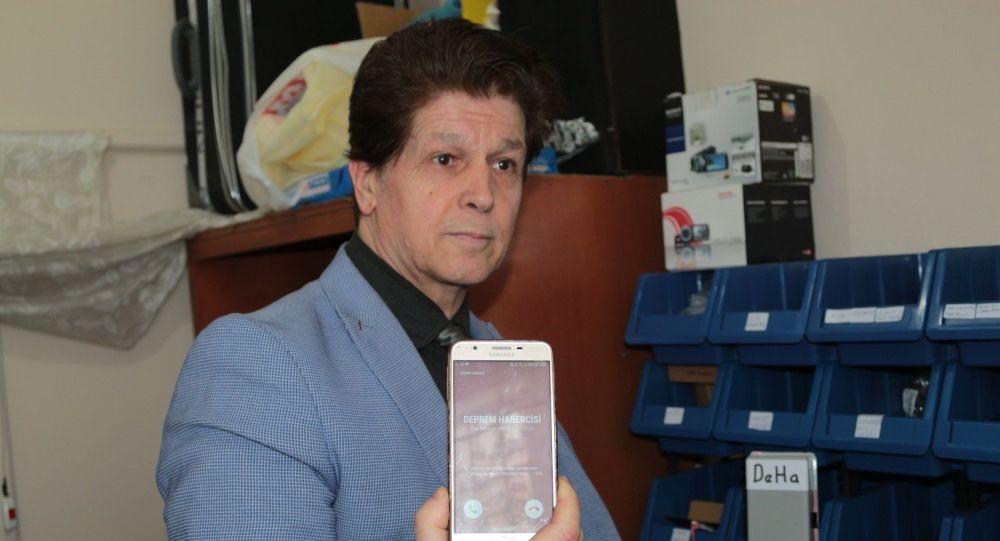 Elektronik mühendisinin iddiası: Deprem habercisini buldum