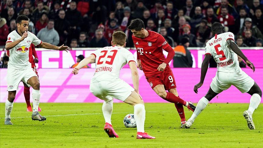 Leipzig ile golsüz berabere kalan Bayern Münih liderliğini korudu