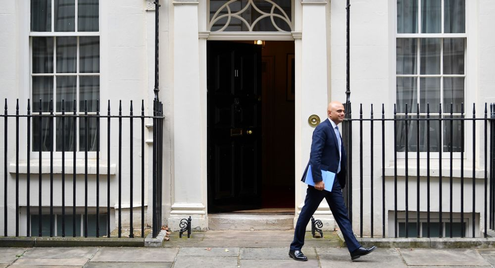 İngiltere Maliye Bakanı Javid istifa etti