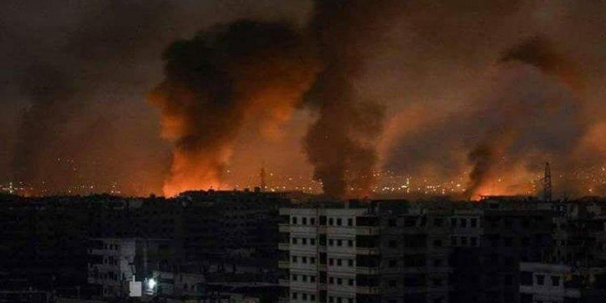 Suriye ordusuna ait üsler bombalandı: 38 kişi hayatını kaybetti!