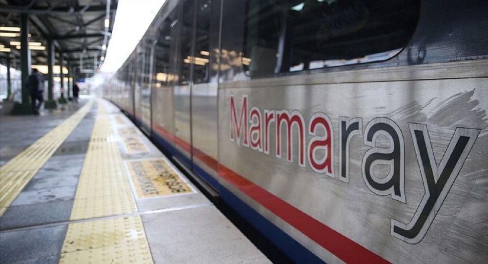 Marmaray sefer sayısı artıyor: Maltepe-Zeytinburnu arasında 15 yerine 8 dakikada bir tren