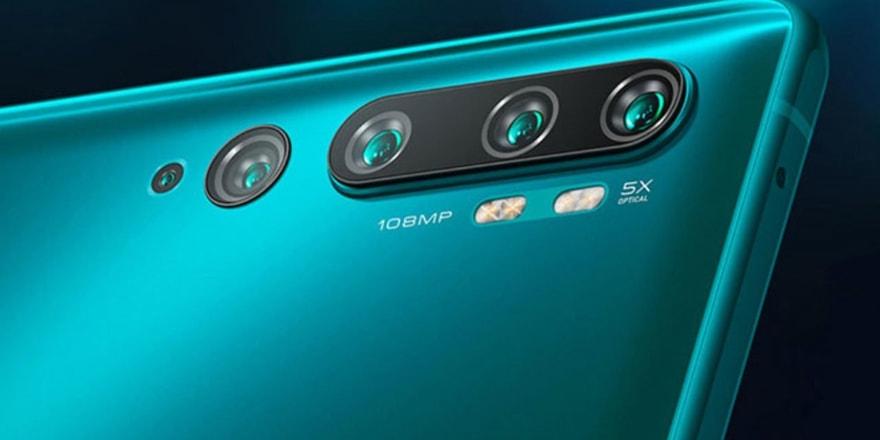 108 megapiksellik Xiaomi Mi Note 10 Pro satışa sunuldu!