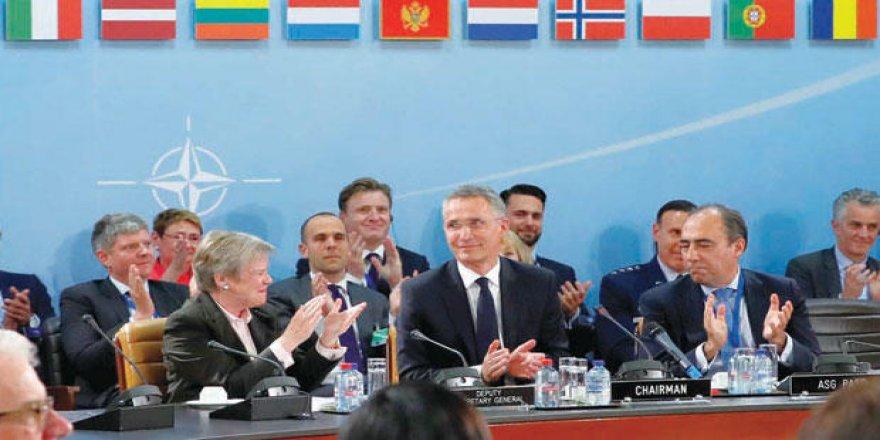 NATO Genel Sekreteri: Türkiye'ye minnettarız