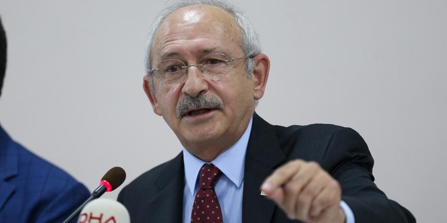Kılıçdaroğlu: Genel Başkan olarak aday olmayacağımı aylar önce söyledim