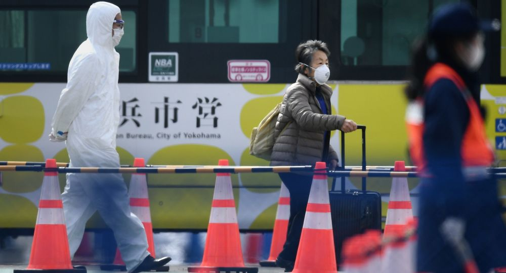 Japonya'da karantina altındaki gemide bulunan 500 yolcu daha tahliye edildi
