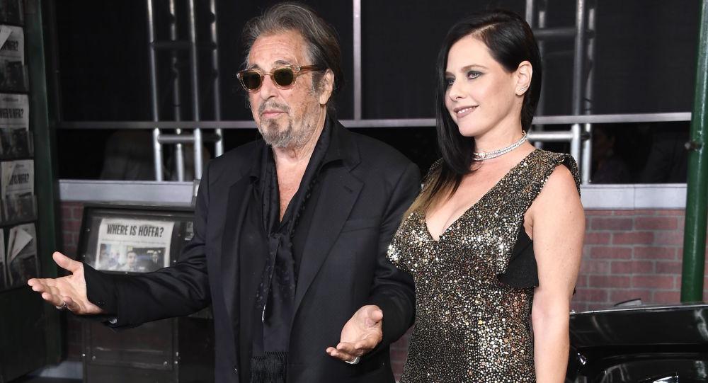 İsrailli oyuncu ilişkiye nokta koydu: Bu kadar yaşlı bir adamla olmak zor, Al Pacino bile olsa