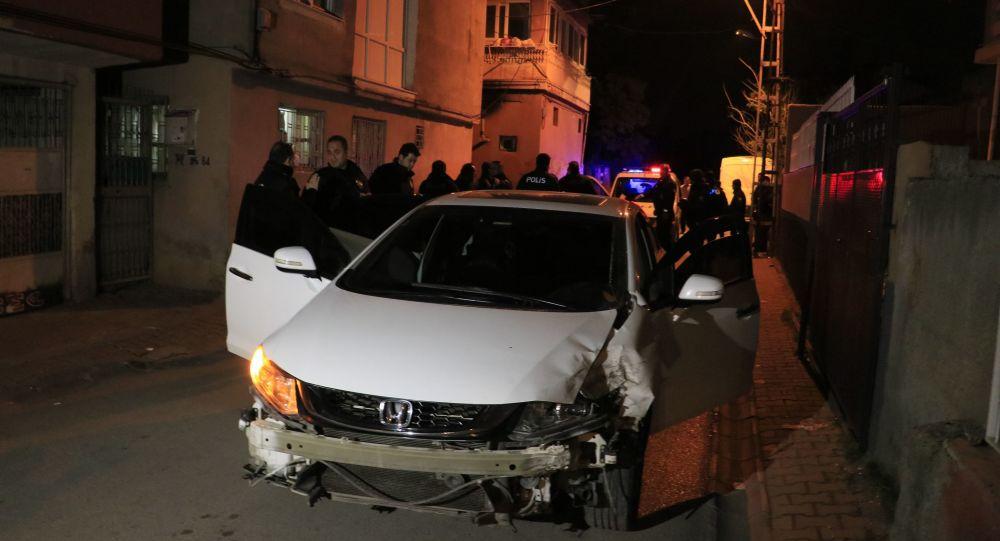 Çaldığı araçla kaza yapınca yakalandı, 'Kendimin zannetttim' dedi