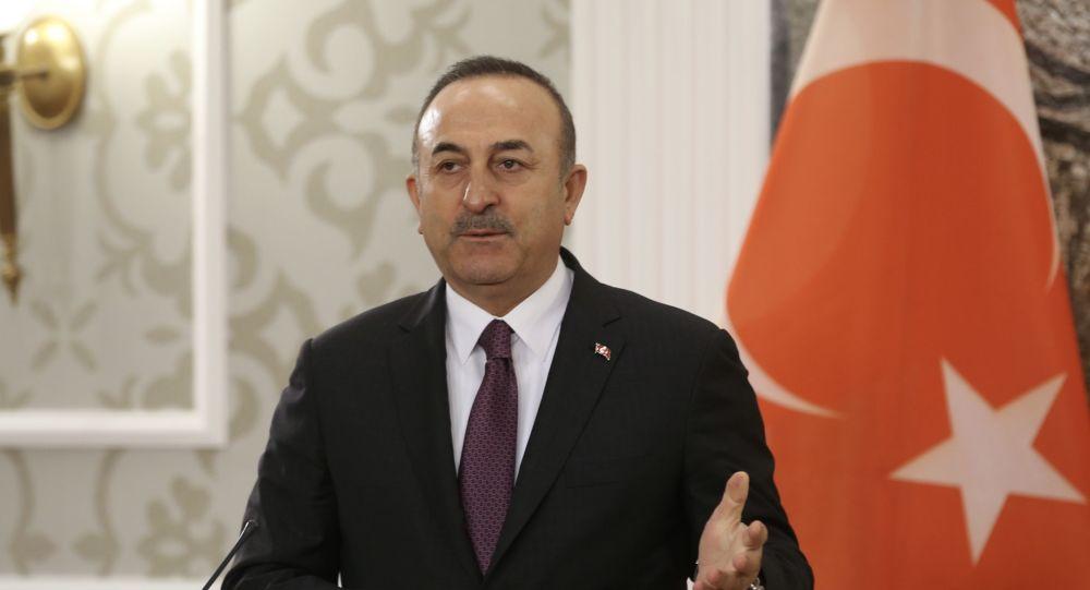 Çavuşoğlu, Suriye Kürt Ulusal Konseyi heyetiyle görüştü