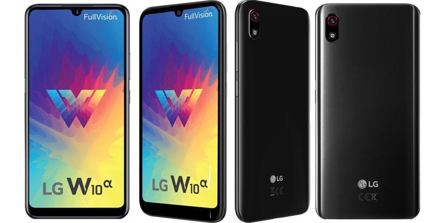 LG'den 850TL'lik akıllı telefon! LG W10 Alpha özellikleri ve fiyatı