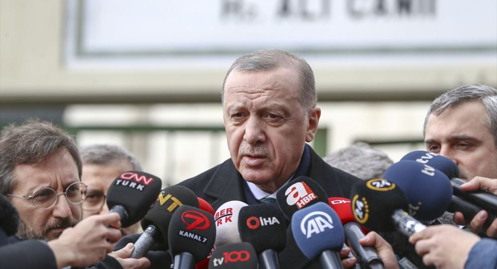 Erdoğan: Putin ile İdlib'deki tüm gelişmeleri ele alacağız