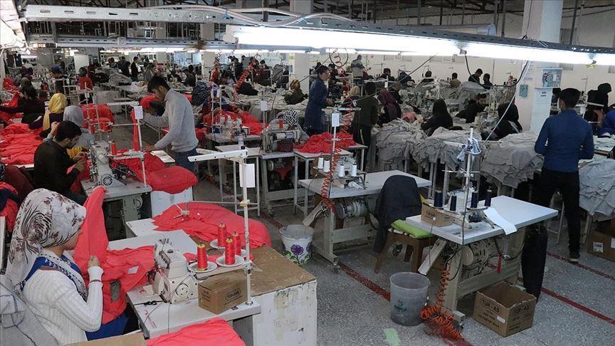 """""""Hazırgiyim ve tekstil sektöründe istihdam 1 milyonu aştı"""""""