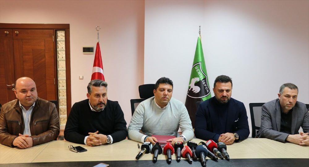 Bülent Uygun, Denizlispor'un Süper Lig'deki 29. teknik direktörü oldu