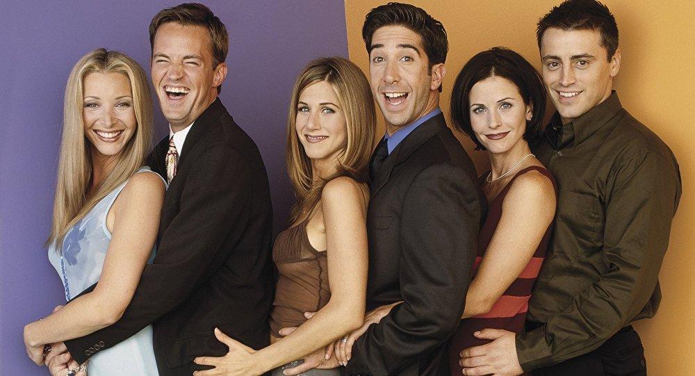 Friends'in özel bölümü kesinleşti