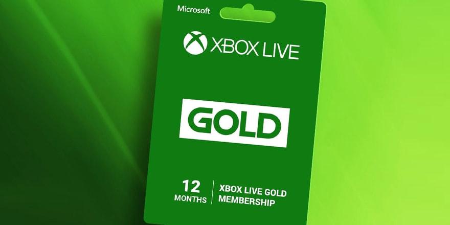 Xbox Live Gold Mart 2020 oyunları belli oldu
