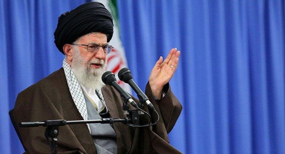 İran Lideri Hamaney'den ABD'ye suçlama