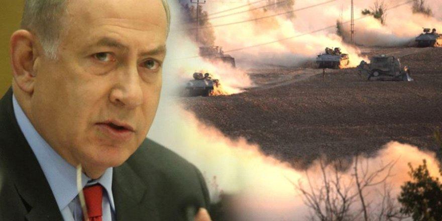 İsrail Parlamentosu'ndan savaş izni çıktı!