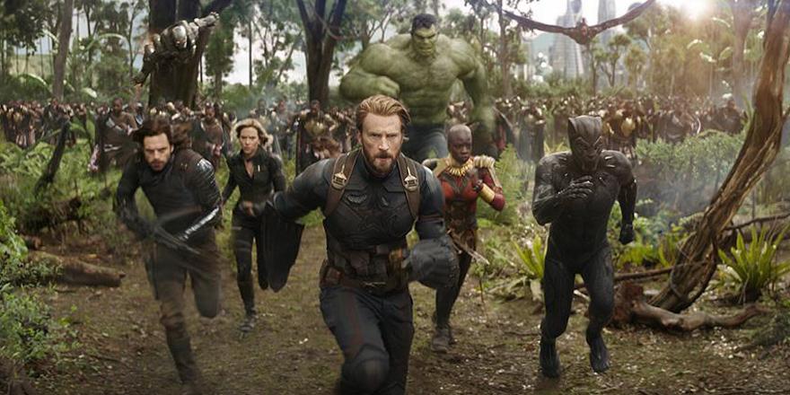 Avengers gişe rekorları kırdı