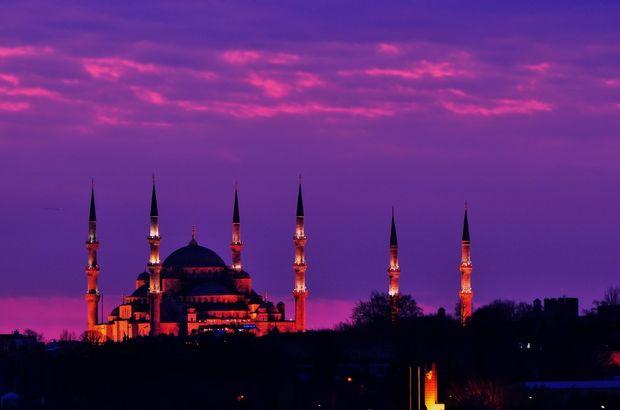Berat Kandili tüm Türkiye'de idrak edildi!