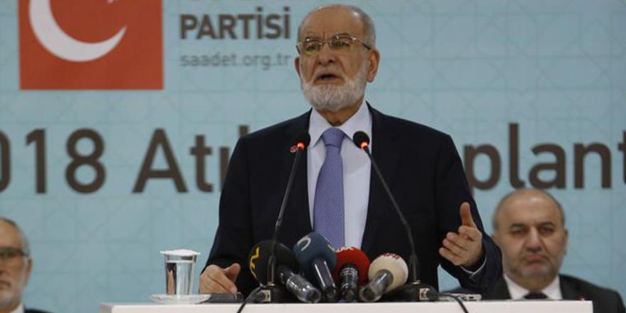 Saadet Partisi cumhurbaşkanı adayını bugün açıklıyor