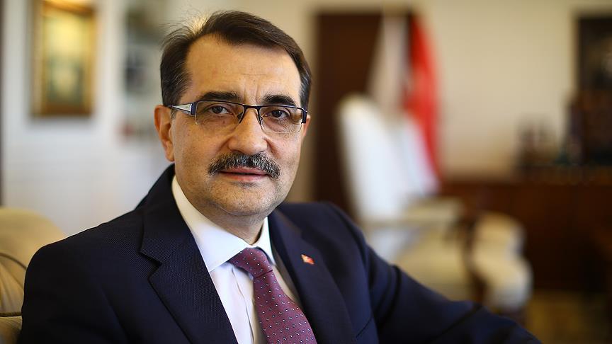 Enerji Bakanı Dönmez: Bor katkılı el dezenfektanında seri üretim başlıyor