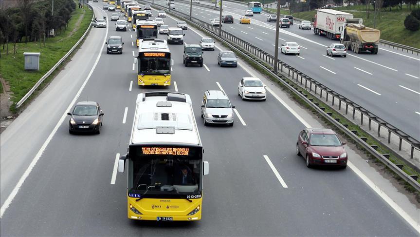 İBB'den Özel Halk Otobüsleri için koronavirüs kararı