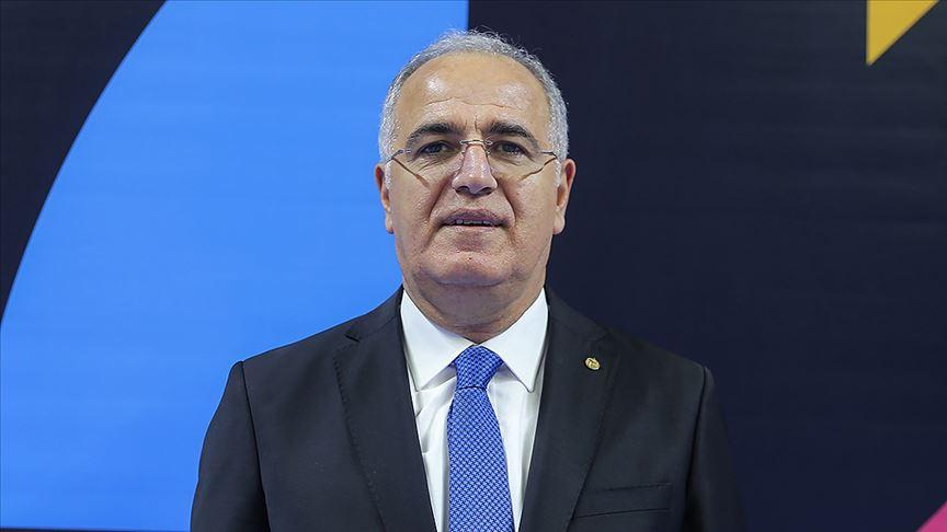 TVF Başkanı Üstündağ: Kızlarımız tarih yazmaya devam edecek
