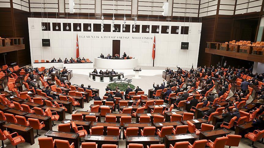 Meclis'te koronavirüs önlemleri: AK Parti'de gelmeyen vekiller evden çalışacak
