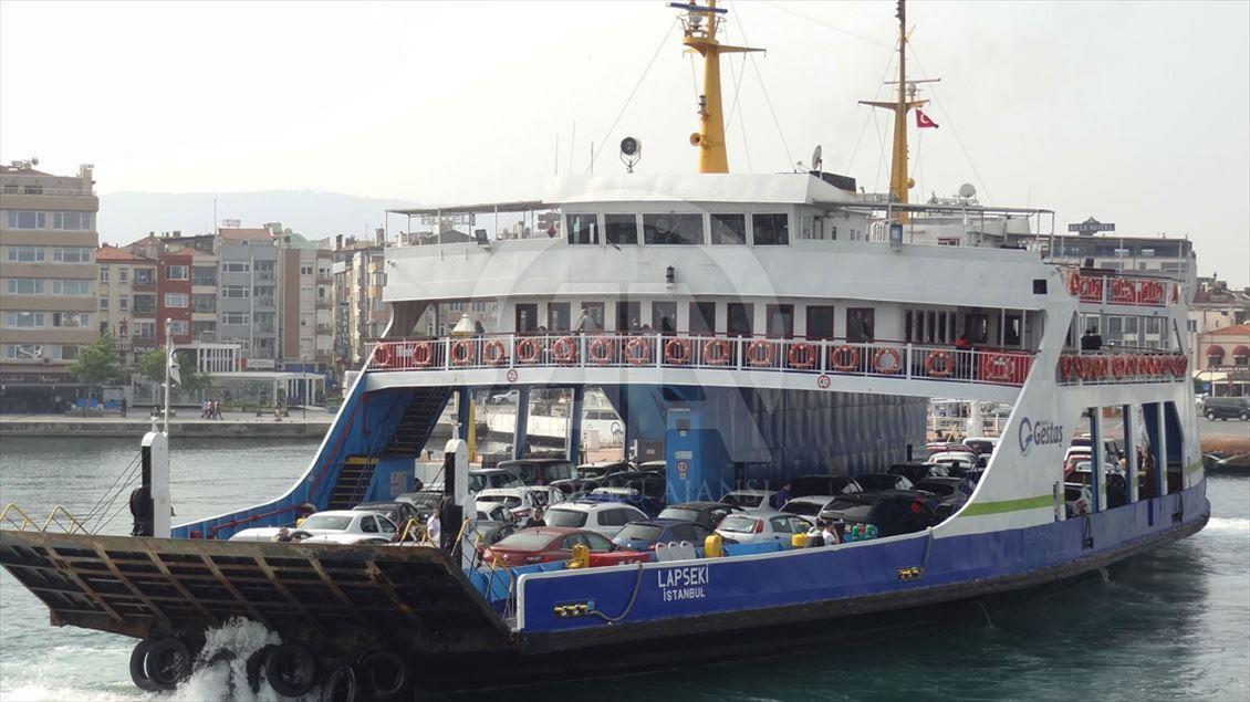 İstanbul'da feribot ve deniz otobüsü seferleri durduruluyor